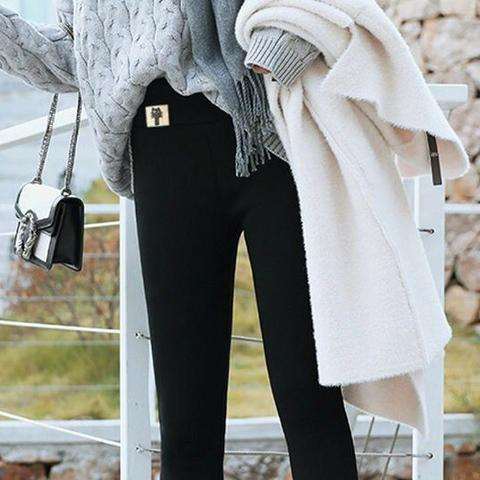 Super Thick Cashmere Leggings, All You Want For Christmas.
