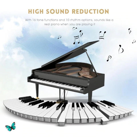 Portable Roll Up Floding Piano