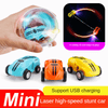 Mini Laser High-Speed Stunt Car Toy - HahaGet