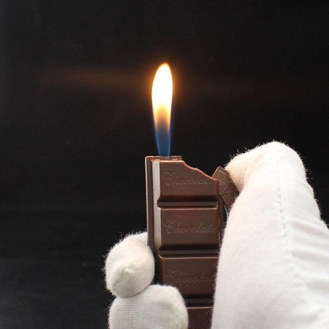 Creative Chocolate-Shaped Lighter - HahaGet
