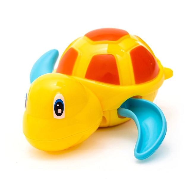 Cute Cartoon Animal Tortoise Baby Water Toys - HahaGet