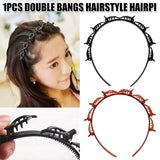 New Double Bangs Hairstyle Hairpin - HahaGet