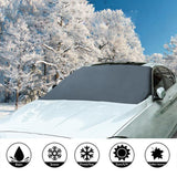 Universal Premium Snow Cover For Windshield - HahaGet