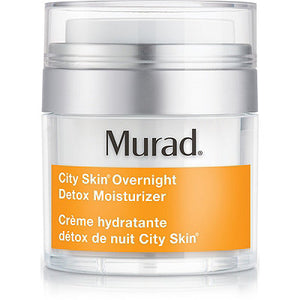 City Skin Overnight Detox Moisturiser - The Perfect Products