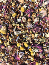 Load image into Gallery viewer, Rooibos N' Roses (loose leaf herbal tea blend)