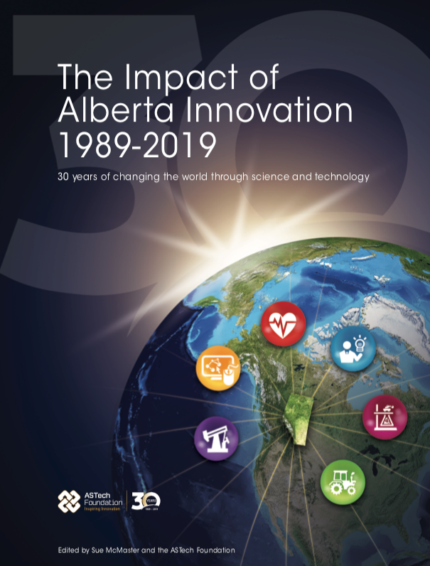 Book: The Impact of Alberta Innovation, 1989-2019