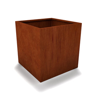 COR-TEN Steel Planter Box