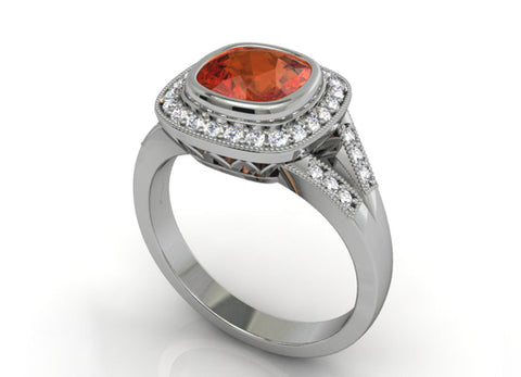rings engagement design made solitaire a ring designed custom jamesallen com