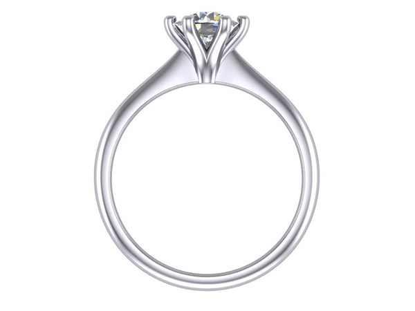 Proposal Ring - Ardmore (Round Brilliant)