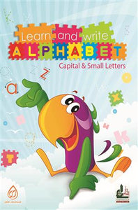 ALPHABET- Capital Letters and Small