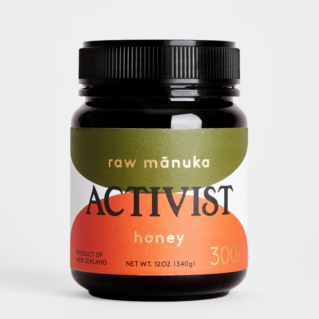 Raw Mānuka Honey 300+ MGO