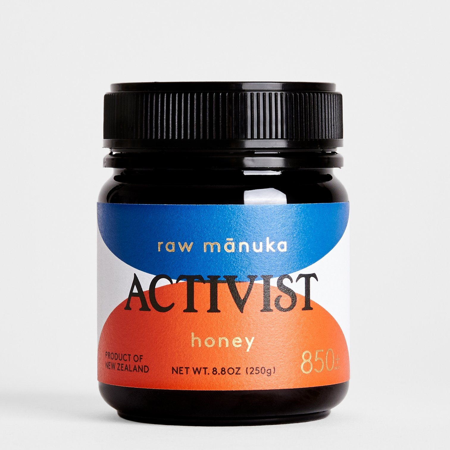 Raw Mānuka Honey 850+ MGO