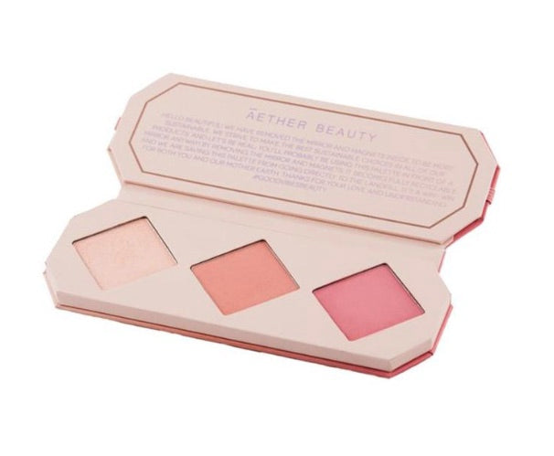 Crystal Charged Cheek Palette Rose Quartz