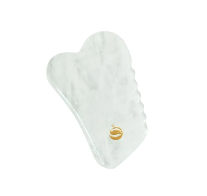 Lift Gua Sha Clear Quartz - Limited Edition