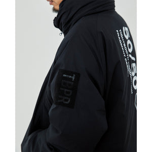 MONSTER PARKA / Black