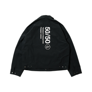 2 LAYER JACKET / Black