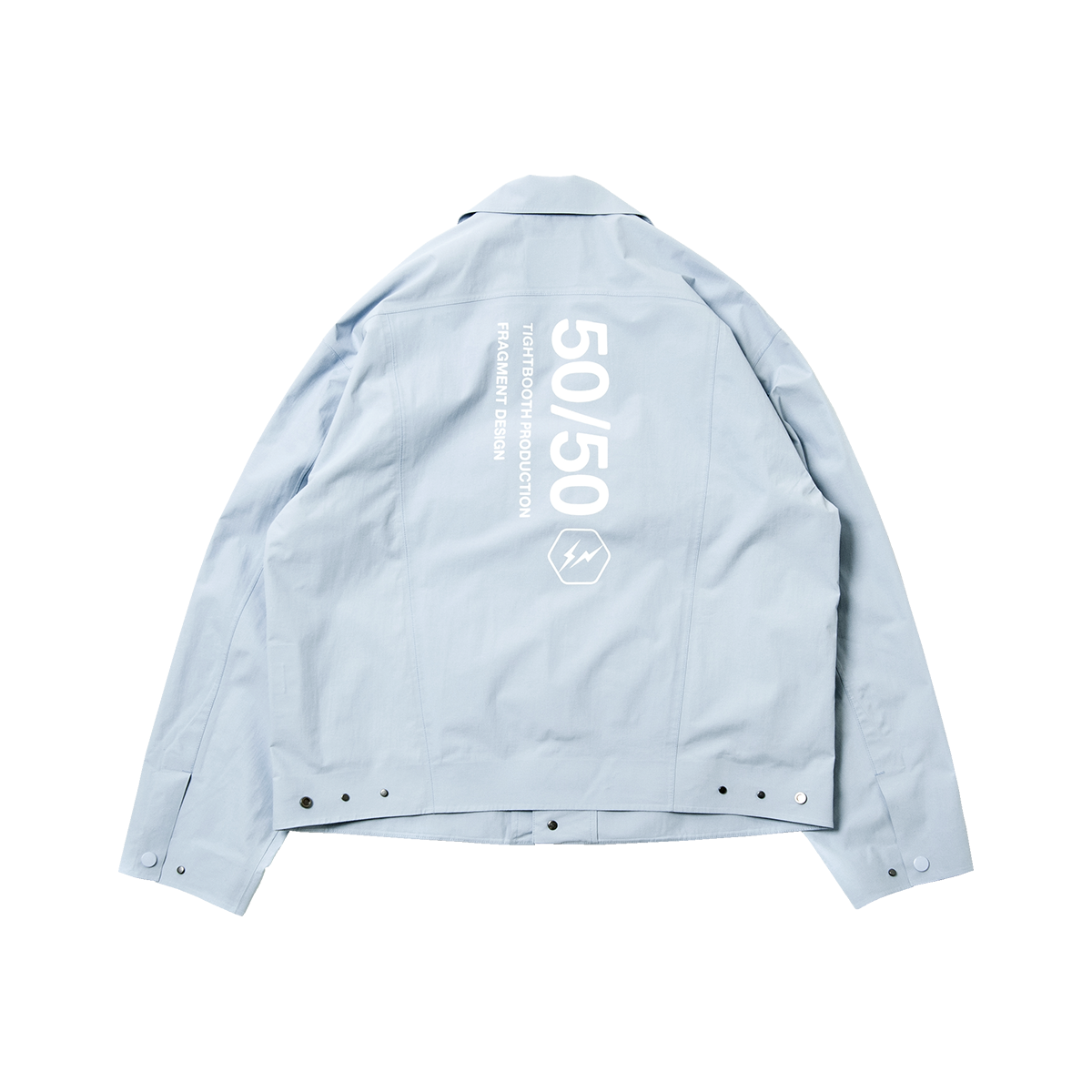 2 LAYER JACKET / Light Blue