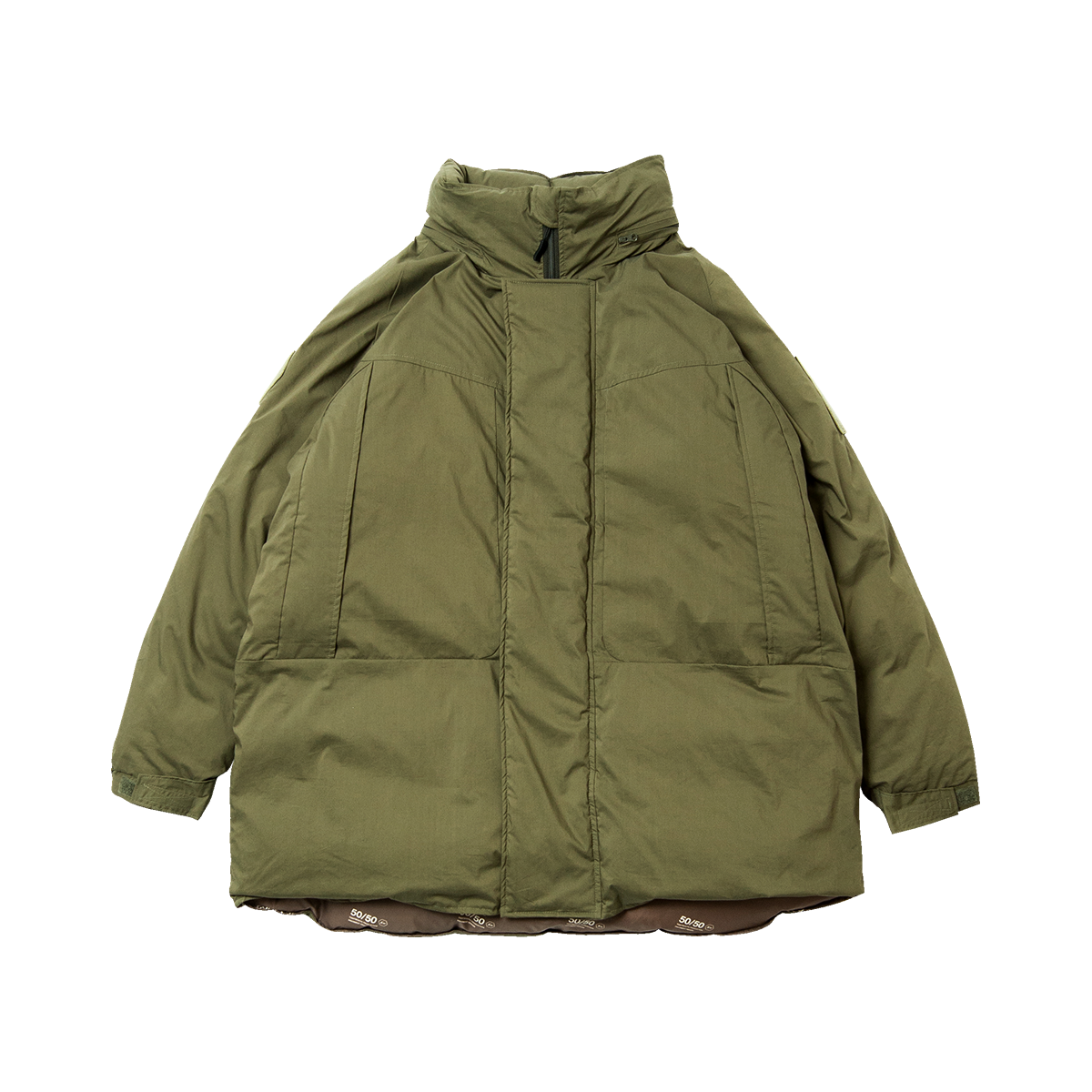 MONSTER PARKA / Olive