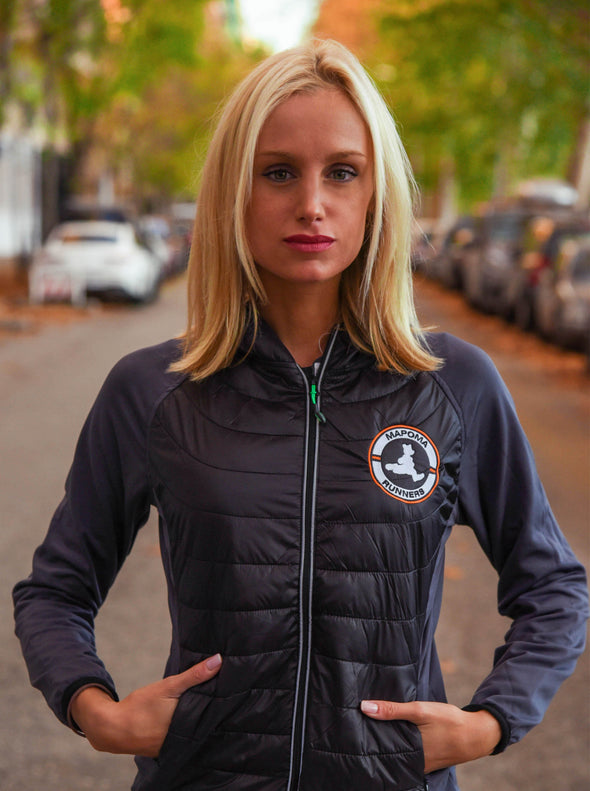 Chaqueta Mapoma Runners - Mujer
