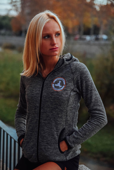 Micropolar Hoodie Mapoma Runners - Mujer