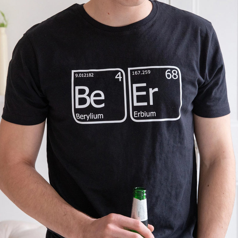 Beer Periodic Table T Shirt