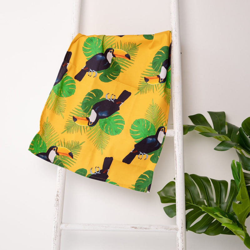 Tropical Toucan Tea Towel
