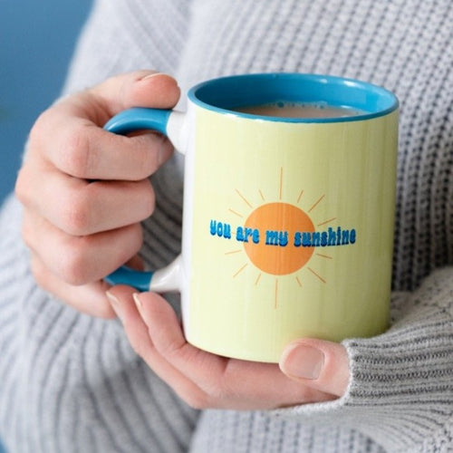 You Are My Sunshine Retro Mug