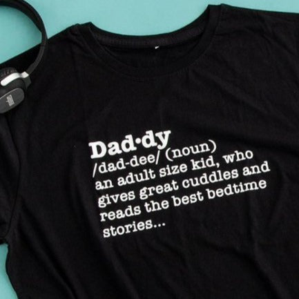 Daddy Definition T Shirt