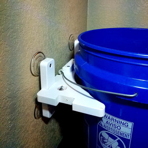 Magic Bucket Holder - Wet Willy's Ultimate Fishing Boat Gear - PuroPincheCast&Blast Outfitters