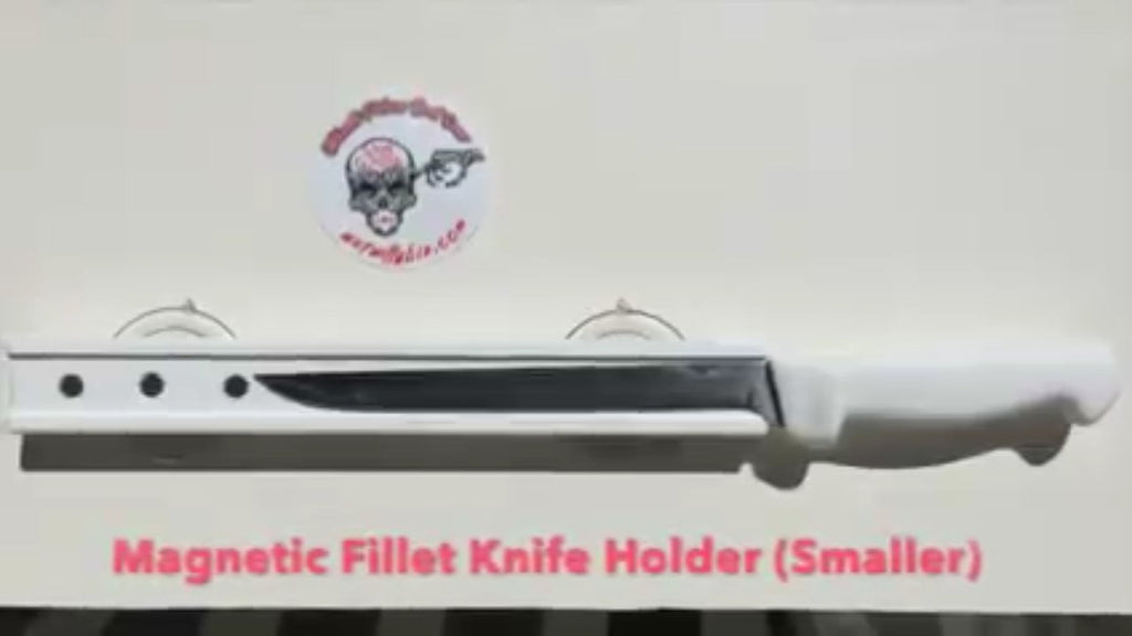 Magnetic Fillet Knife Holder-Small - Wet Willy's Ultimate Fishing Boat Gear - PuroPincheCast&Blast Outfitters