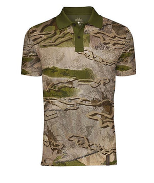 BrushMade  Performance Polo Digital Decoy