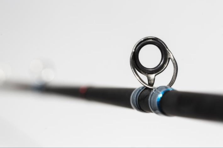 "Alpha Inshore Casting Rod TopWater Hammer -6'10"" Medium Power Ex-Fast Leviathan Rods"