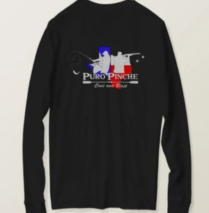 PPC&B Apparel  Long Sleeve  Black