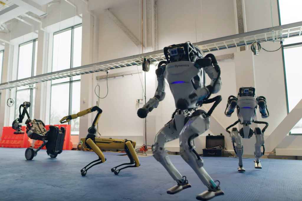 Is the Boston Dynamics robot dancing real?