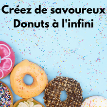 Load image into Gallery viewer, Moule à Donuts facile