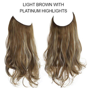 BELHAIR™ - quick hair extension !