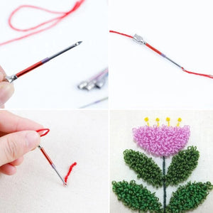 BRODERYPRO Embroidery Punching Needles