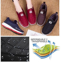 Load image into Gallery viewer, ALPAS - Velvet winter shoes, warm and trendy !