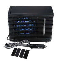 Ice Powered Car Air Conditioner