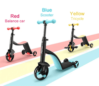 Multi-Function Children Scooter