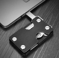 Multi-functional Wallet & Key Holder