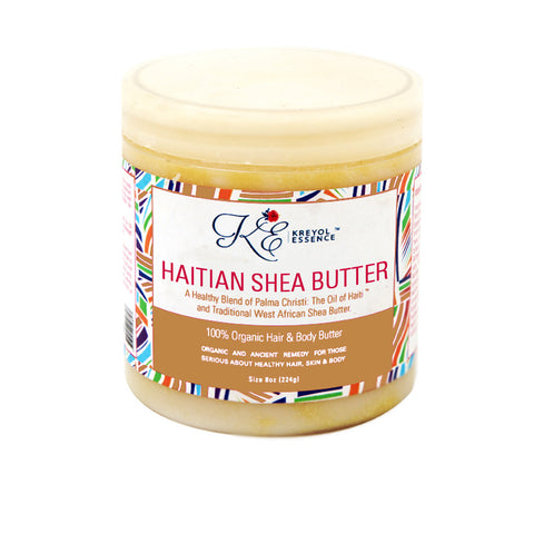 Kreyol Essence Haitian Shea Butter: Original Hair & Body Butter