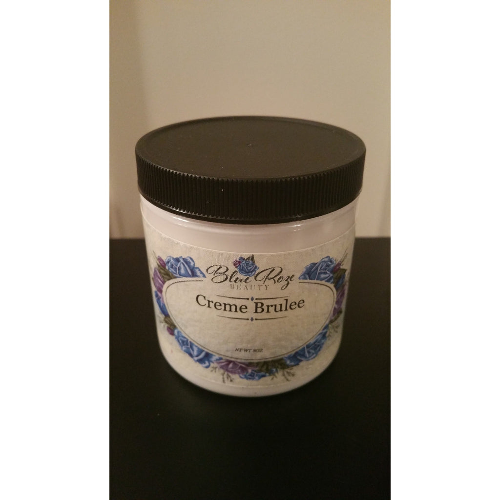 Blue Roze Beauty - Creme Brulee