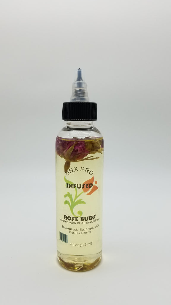 UNX Products - Infused Rose Buds Oil