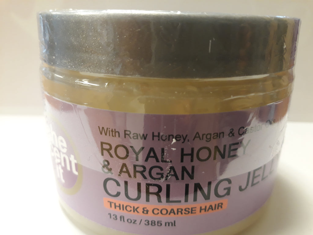 She Scent It - Royal Honey & Argan Curling Jelly