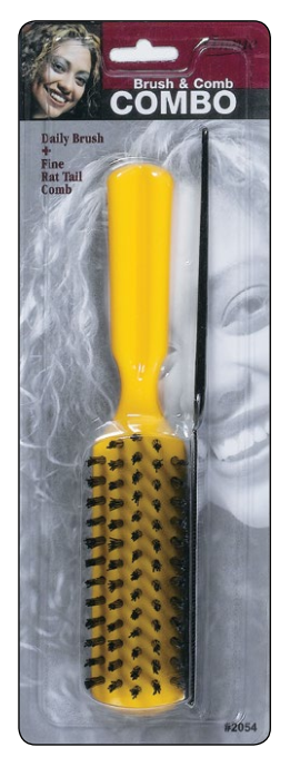 Annie International - Brush & Comb Combo