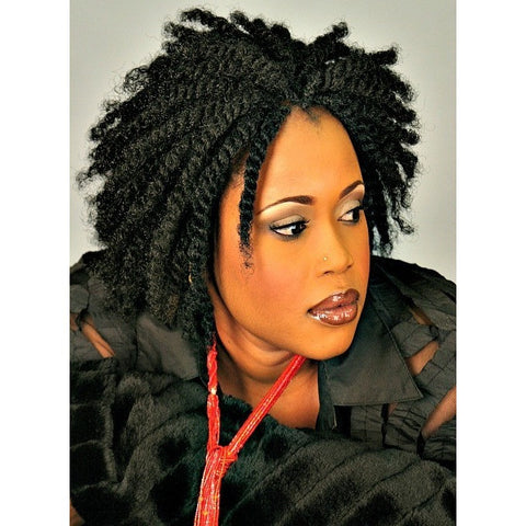 Nafy Collection Afro Puffy Twist Hair
