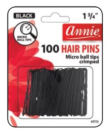 Annie International - Hair Pins 100 Count
