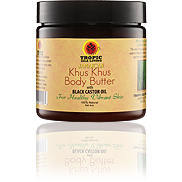Tropic Isle Living Khus Khus Body Butter