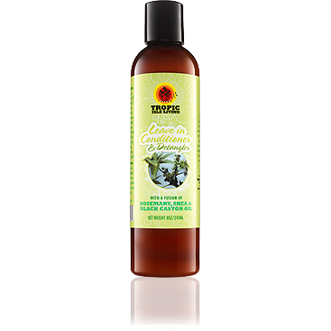 Tropic Isle Living Jamaican Black Castor Oil Leave In Conditioner & Detangler